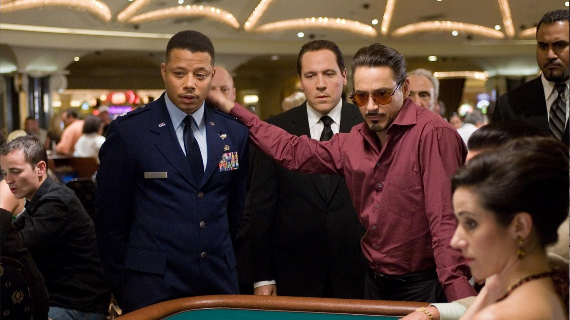 Terrence Howard: «Robert Downey Jr. me echó de Iron Man y se llevó mi dinero»