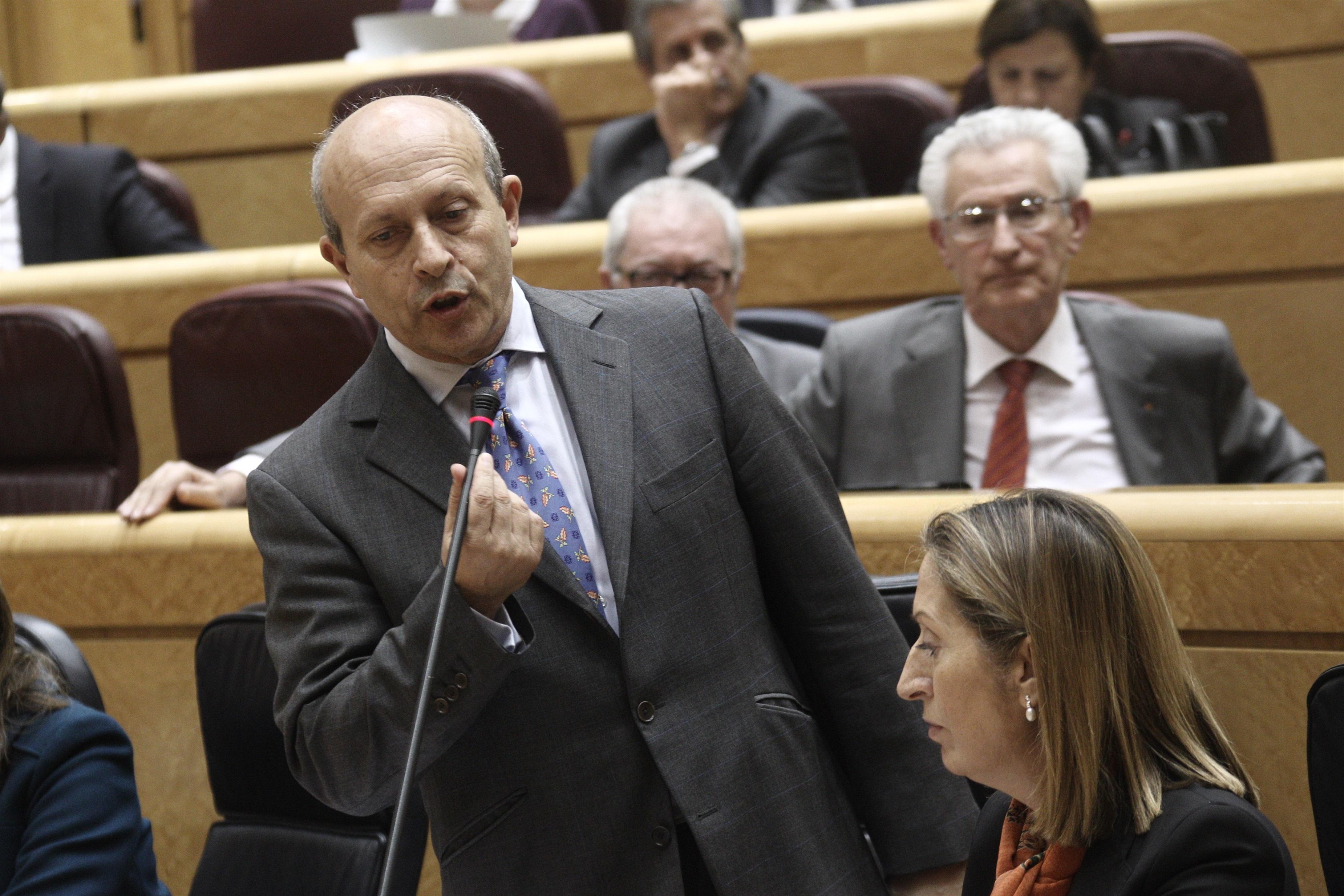 Wert apuesta en el Senado por promocionar a España como «gran plató» cinematográfico y «tierra de rodajes»