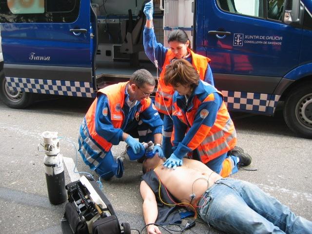 Muchos paros cardiacos repentinos van precedidos por signos de alarma
