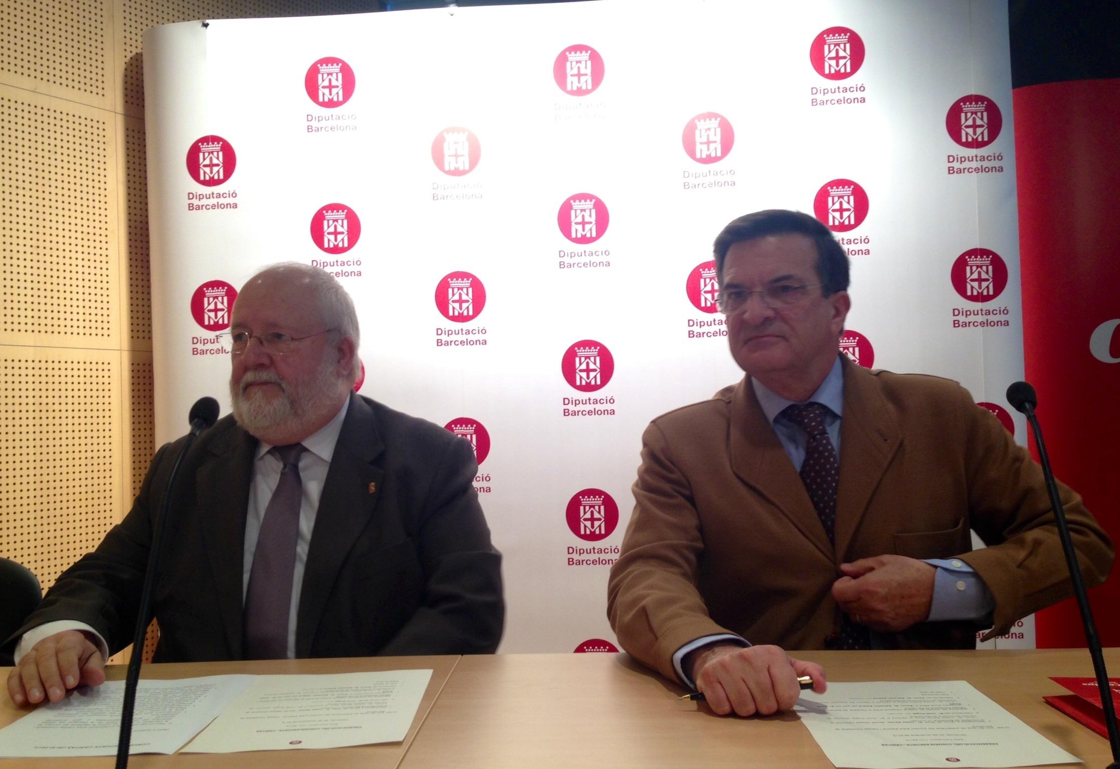 Cáritas y la Diputación de Barcelona se alían para promover actividades deportivas solidarias