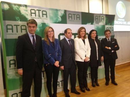 Cristina Teniente asegura que Extremadura está logrando ser la comunidad con «más ventajas» para los autónomos