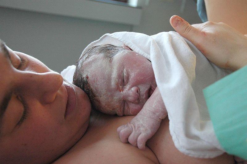 Después de una cesárea, más del 50% consigue tiene un parto natural con el segundo hijo
