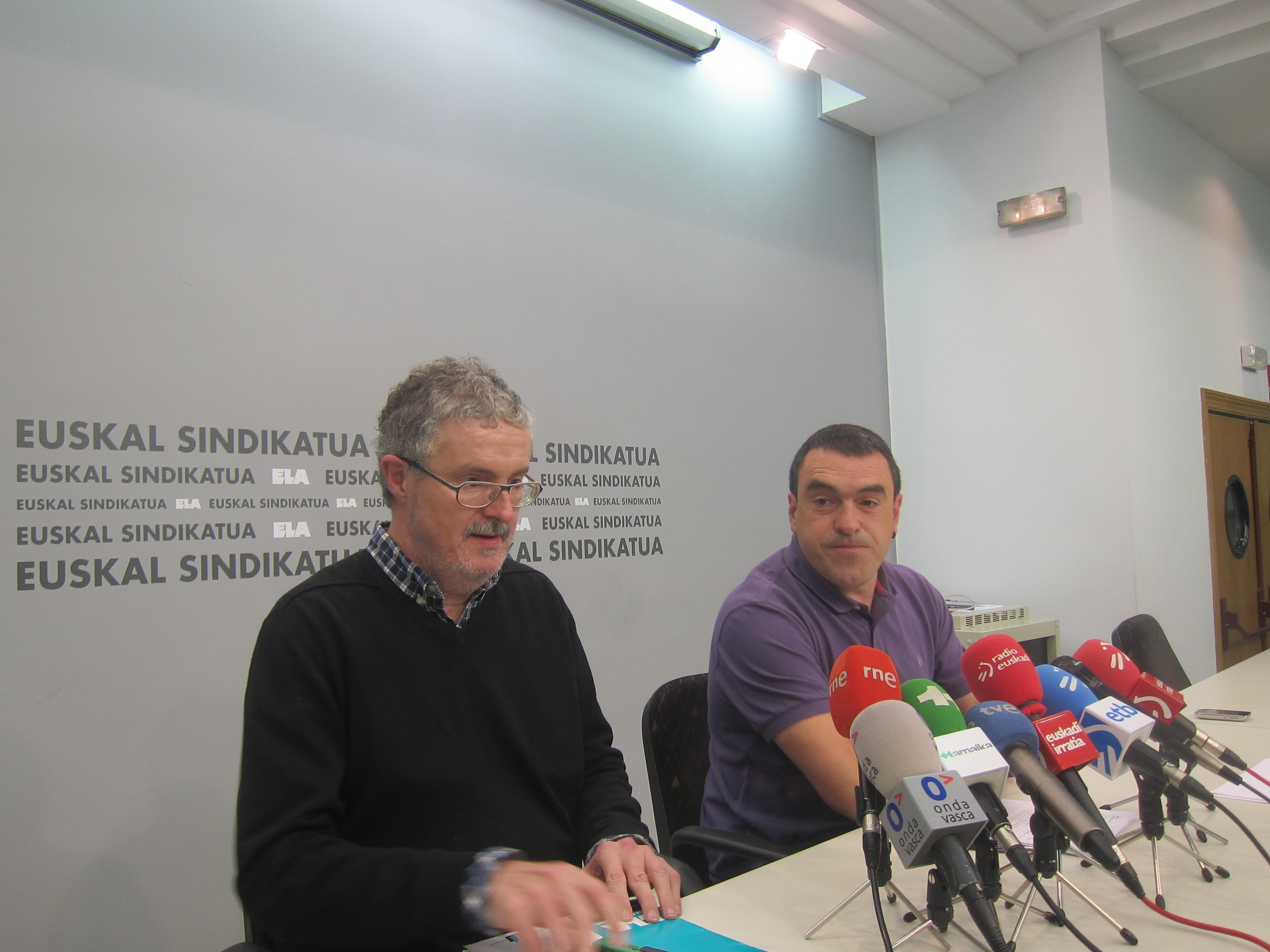 ELA asegura que la decisión de presentar concurso de acreedores en Fagor «la ha tomado Mondragón»