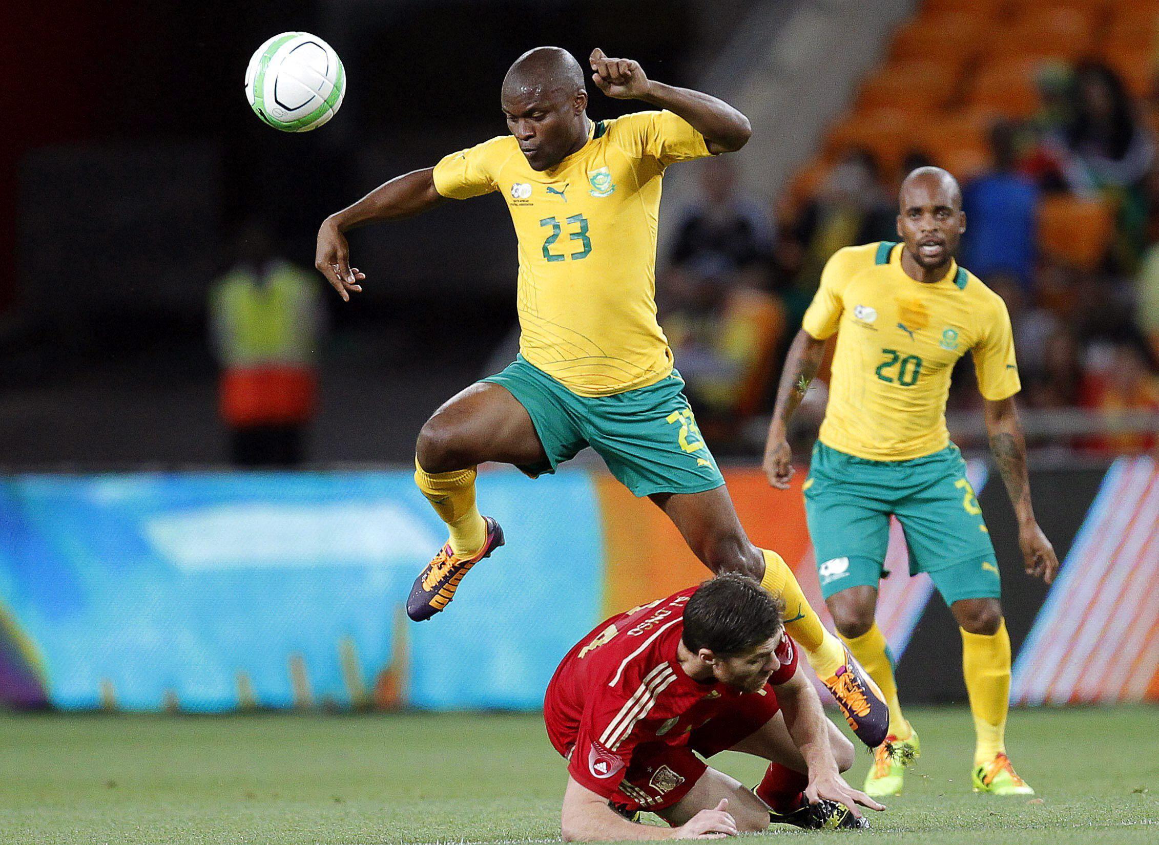 La FIFA anula los puntos del Sudáfrica-España por superarse el límite de cambios