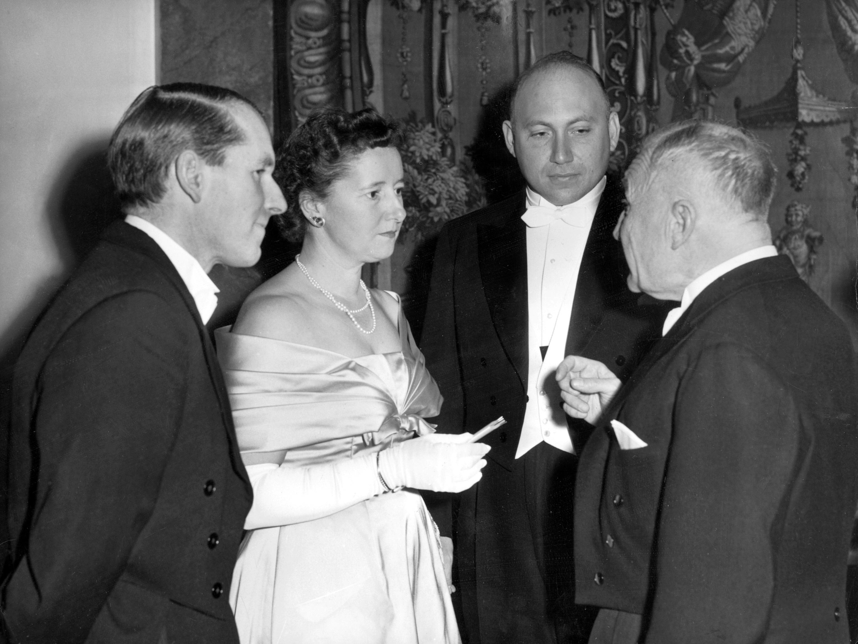 Fallece a los 95 años Frederick Sanger, dos veces Nobel de Química