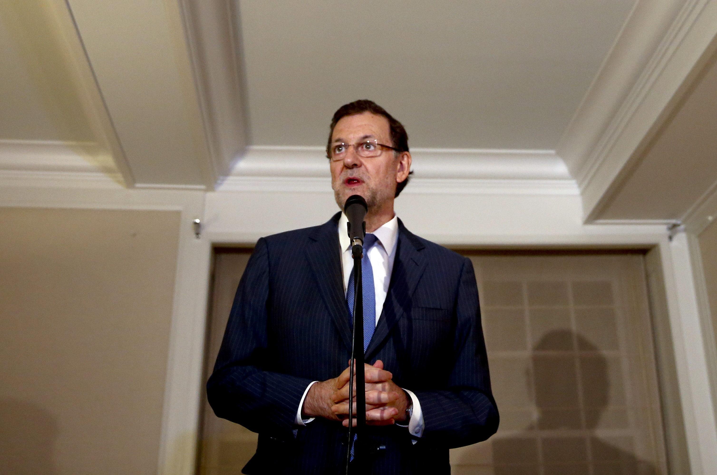 Cronología de dos años de mandato de Mariano Rajoy en La Moncloa