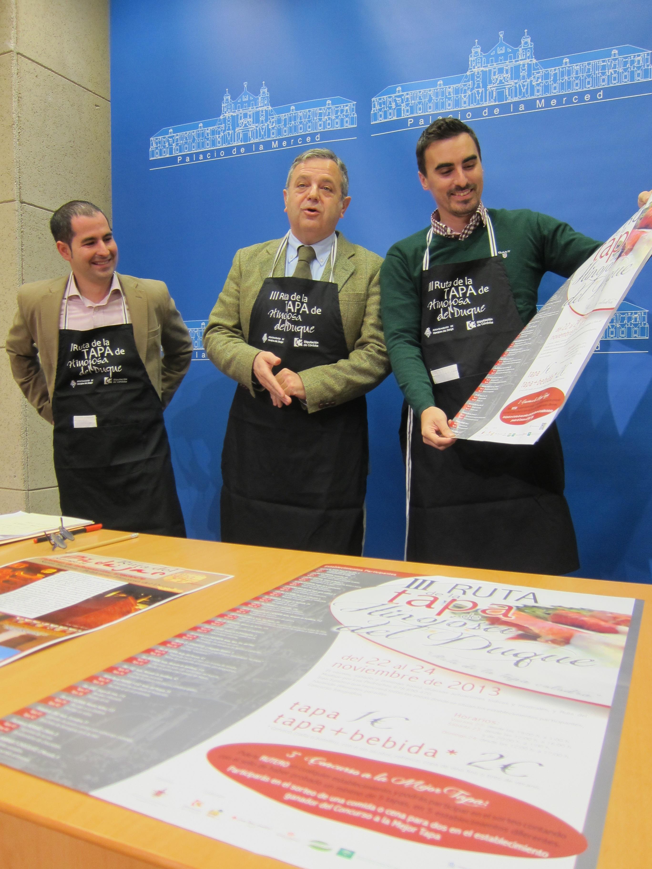 La III Ruta de la Tapa de Hinojosa muestra la riqueza gastronómica y patrimonial de Los Pedroches