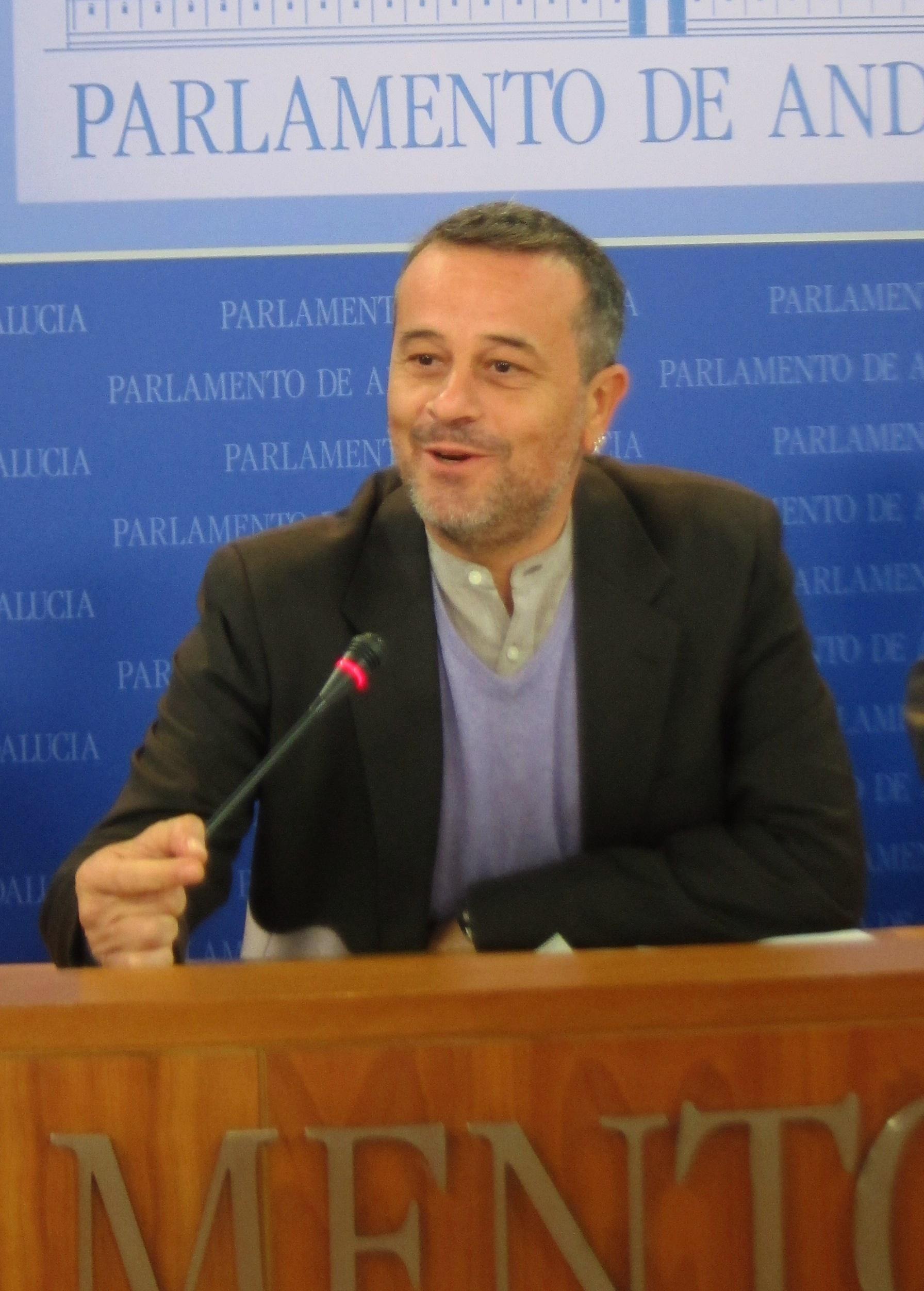 IULV-CA reclama al PSOE-A «mayor coordinación» entre el ámbito parlamentario y ejecutivo sobre medidas «acordadas»