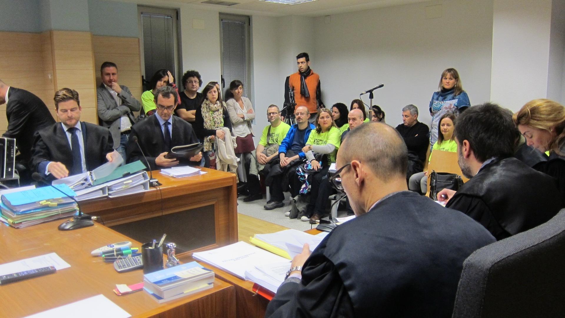 Konecta alega que el traslado a Valladolid le cuesta casi lo mismo que indemnizar a la plantilla