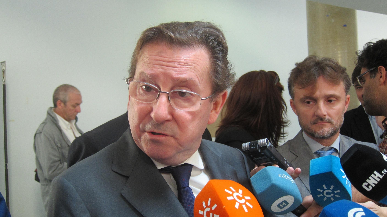 De Llera dice que «no es trabajo» de la Junta «ocuparse de si hay o no ocultación» de información en el caso de los ERE