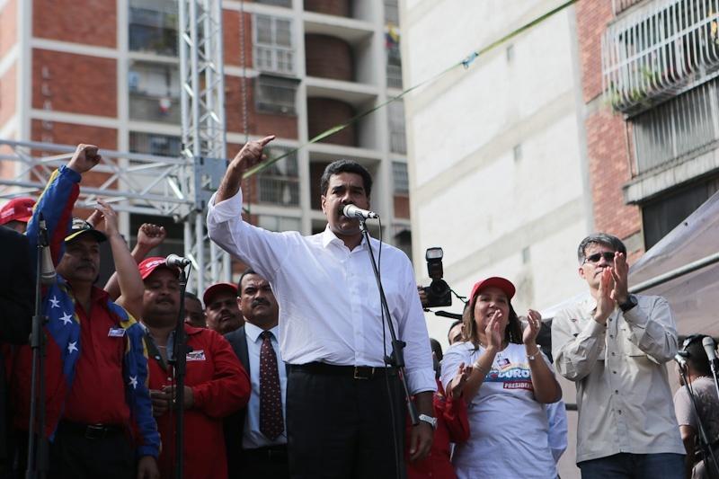 Maduro anuncia una «ofensiva estremecedora» contra la corrupción