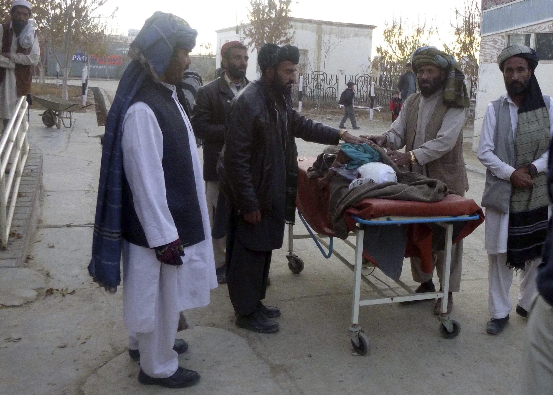 Los talibanes niegan ser responsables de la mina que acabó con la vida de siete niños