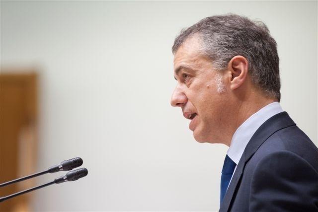 El PNV ganaría las elecciones vascas con el mismo número de escaños que en 2012