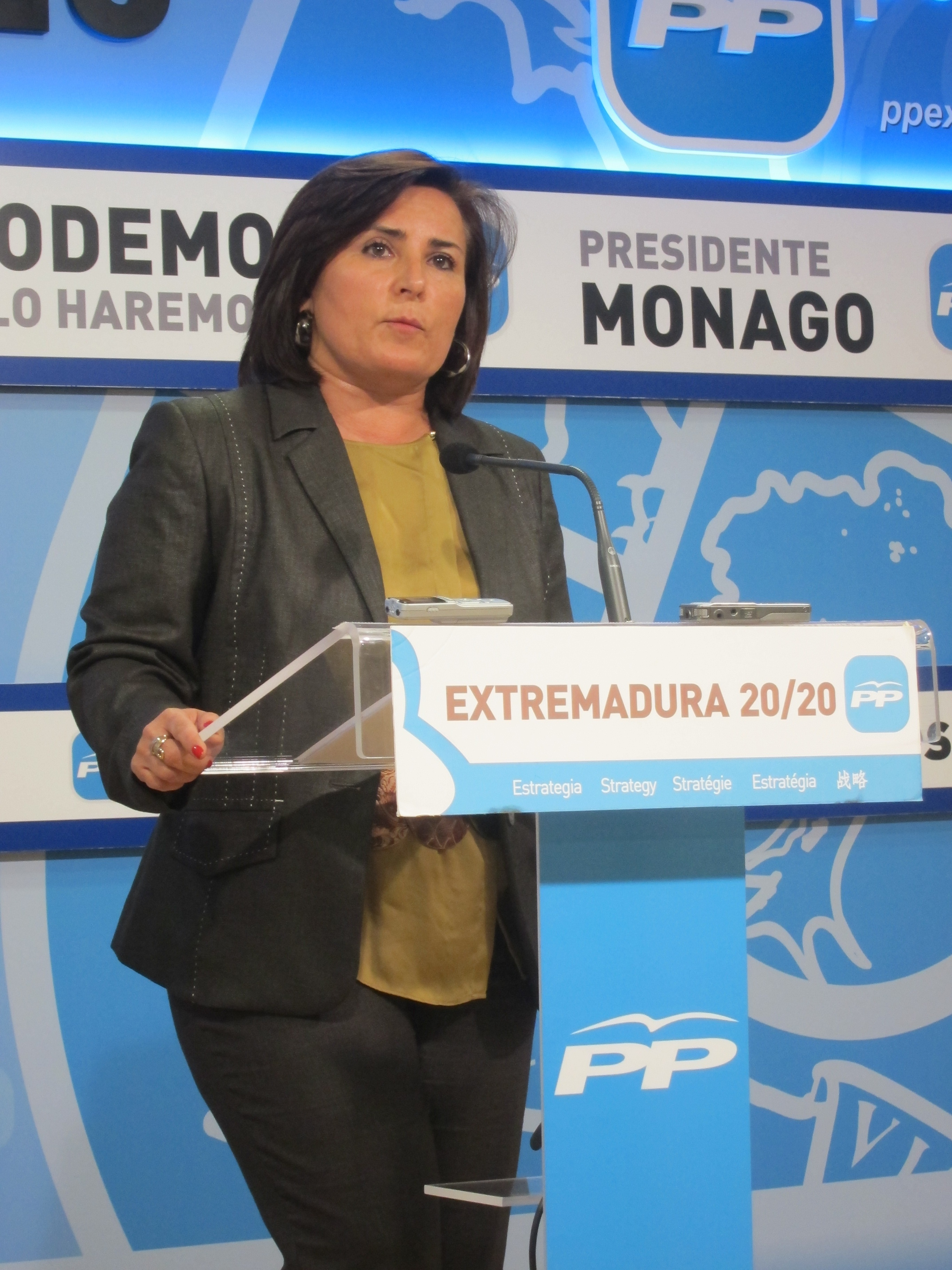 El PP de Extremadura recalca las «intensas reformas» de Rajoy en sus dos primeros años de gobierno