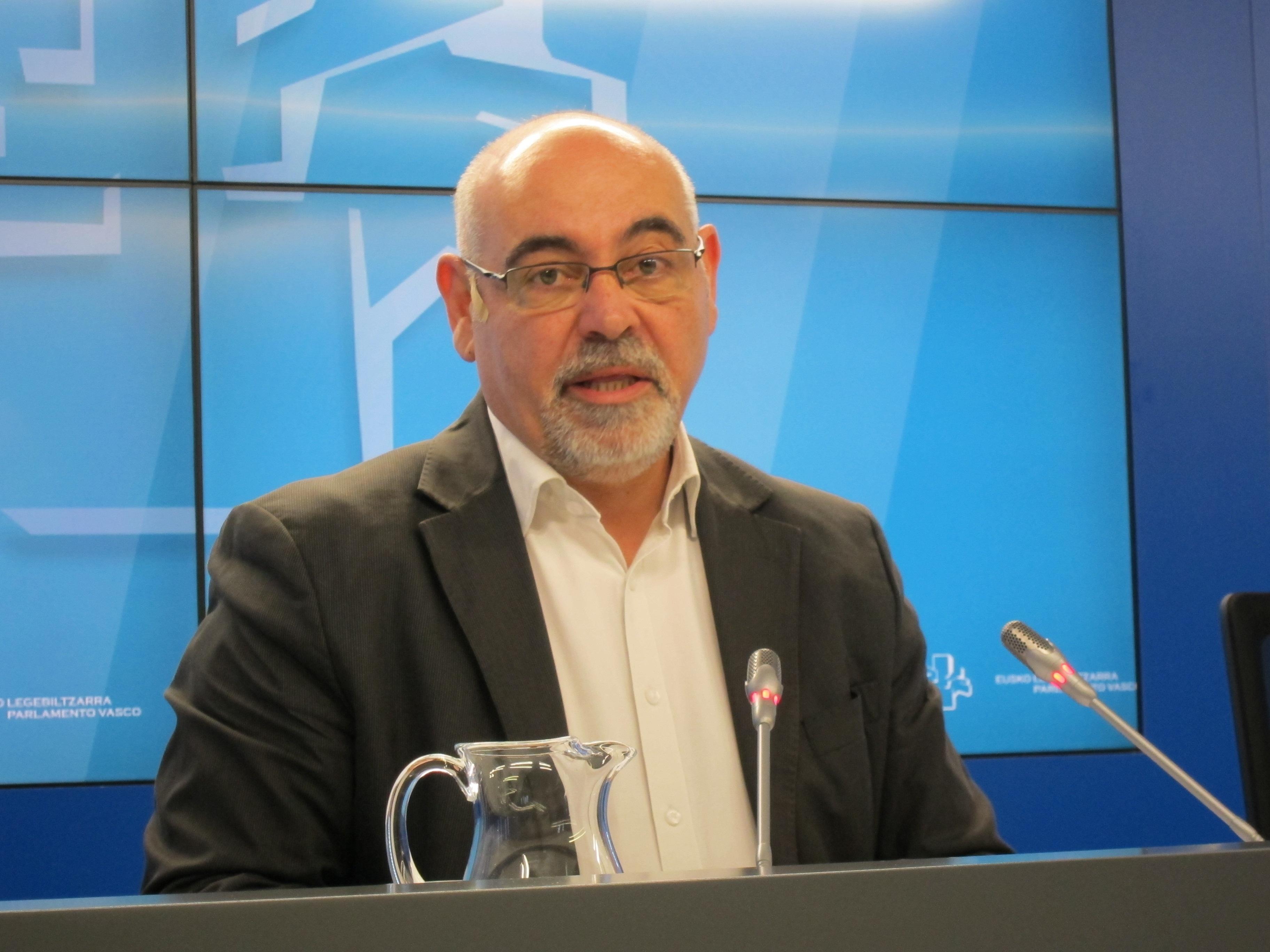 PSE ve «positivo» que el Gobierno vasco incluya el »suelo ético» en su Plan de Paz