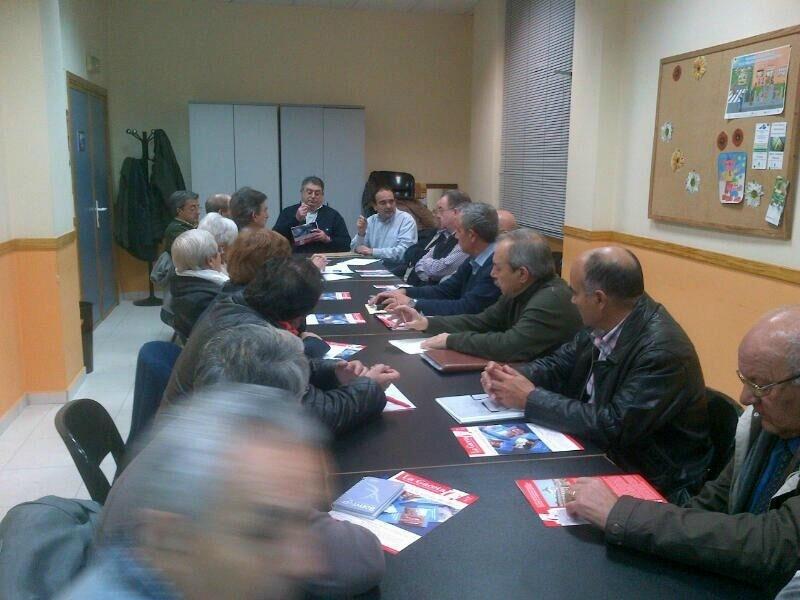 El PSOE reclama una partida para los distritos en los próximos presupuestos para fomentar la participación