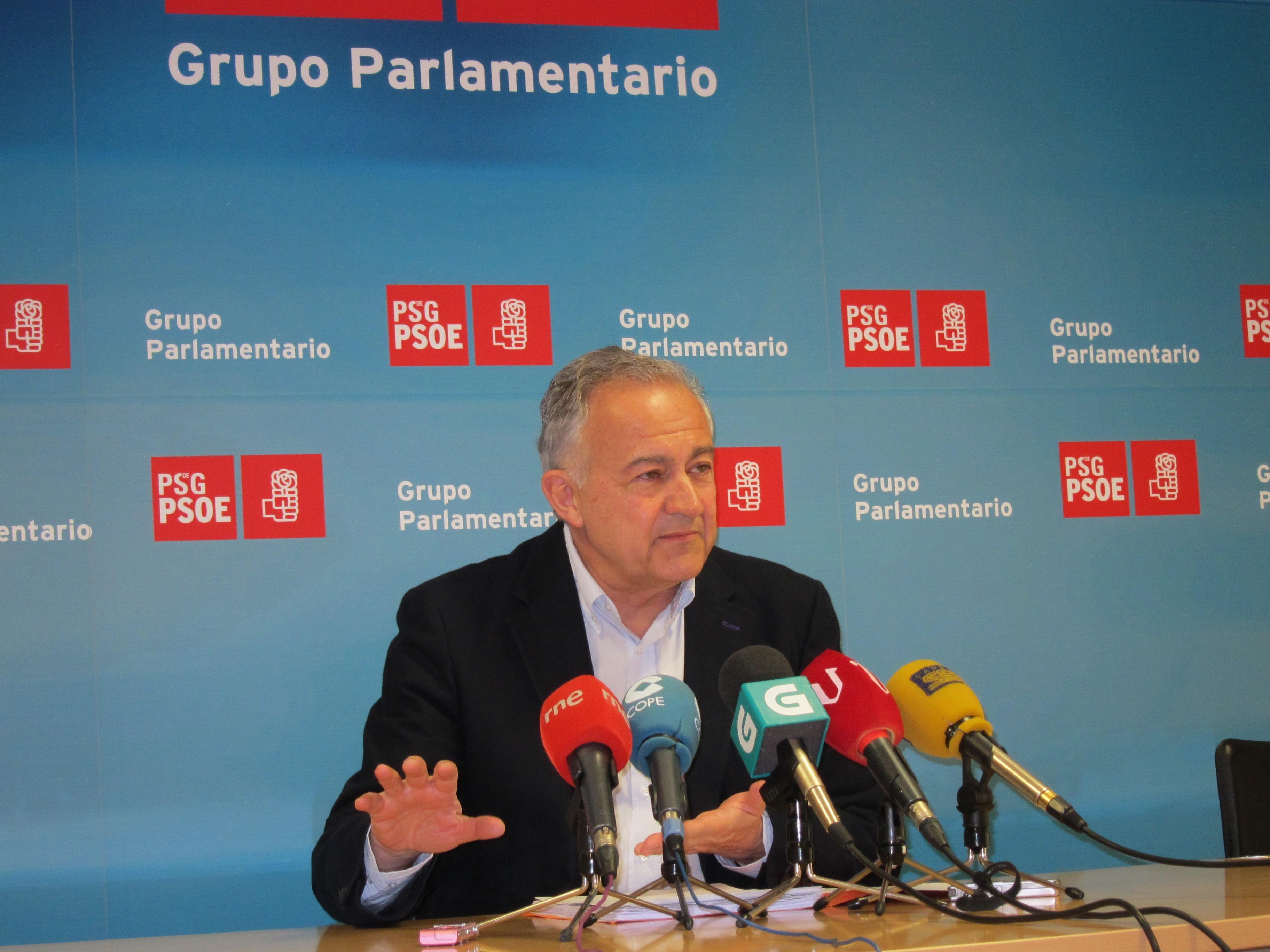 El PSdeG critica que Rojo «está rehusando el deber de cooperación» con una diputada del PSdeG que está siendo «atacada»