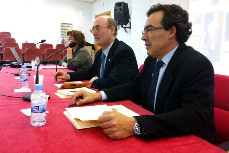 Profesores de cinco universidades europeas debaten en el campus de la UCLM en Ciudad Real sobre Rojas Zorrilla