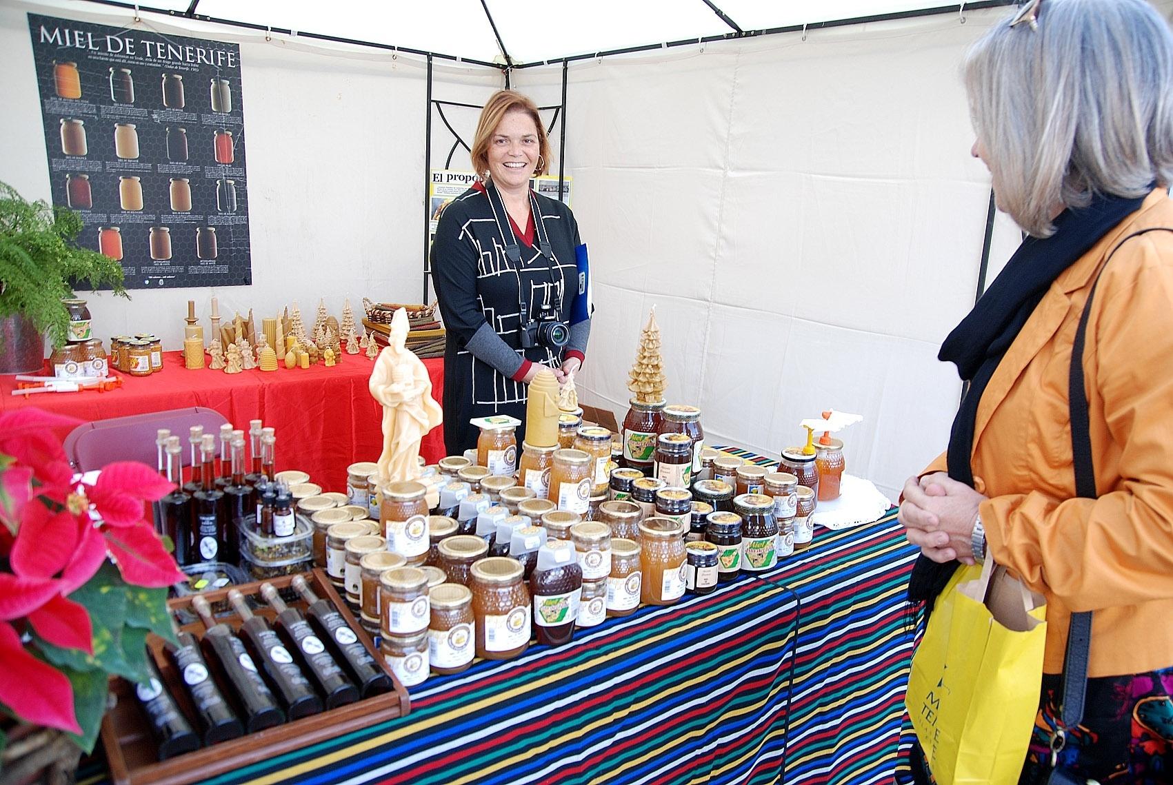 El Sauzal (Tenerife) acoge este fin de semana la feria de la miel