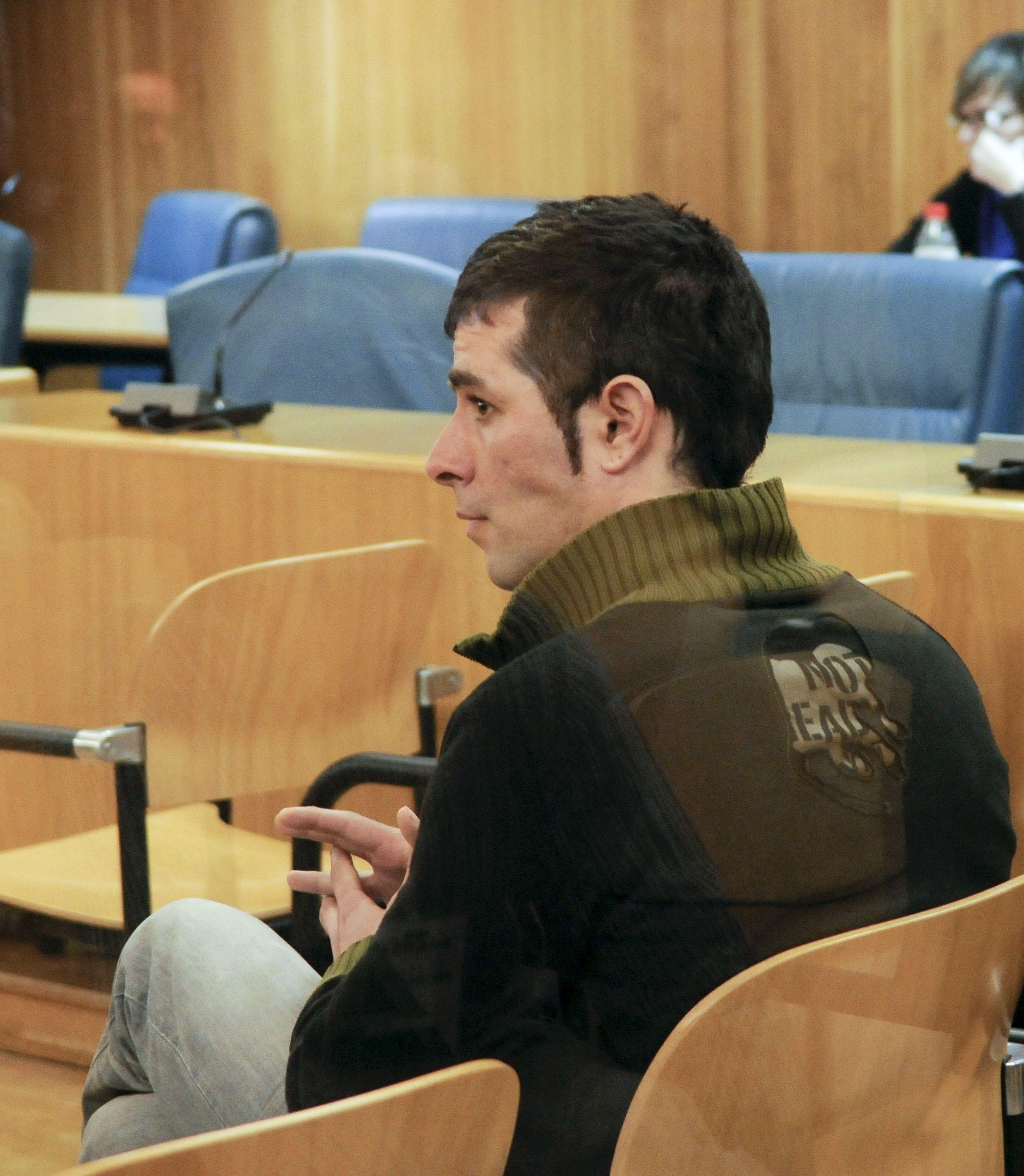 El Supremo confirma la pena de 28 años para el etarra Zigor Bravo
