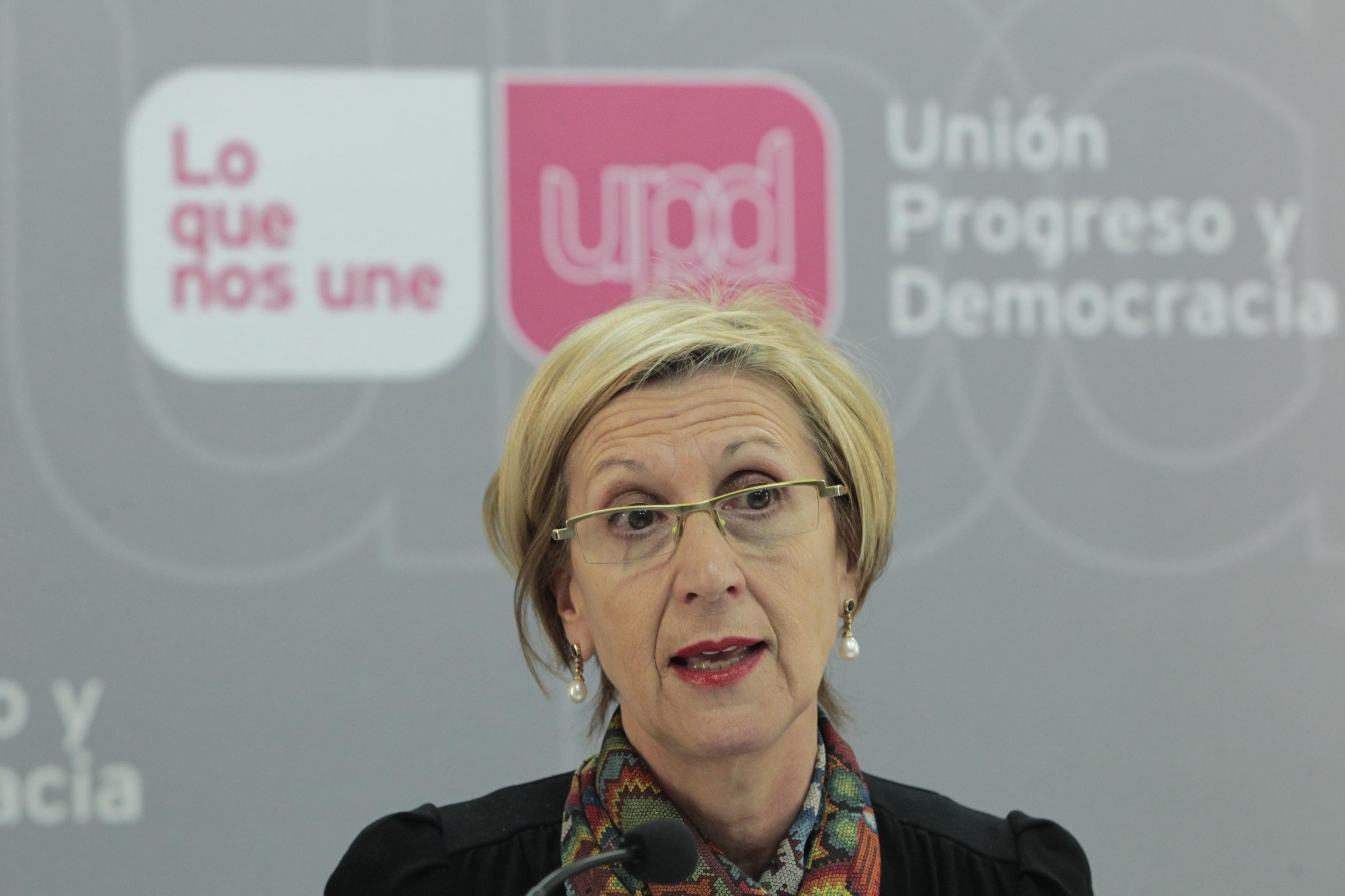 UPyD cree que estos dos años de legislatura el Gobierno «ha generalizado la mentira» con «propaganda e incumplimientos»