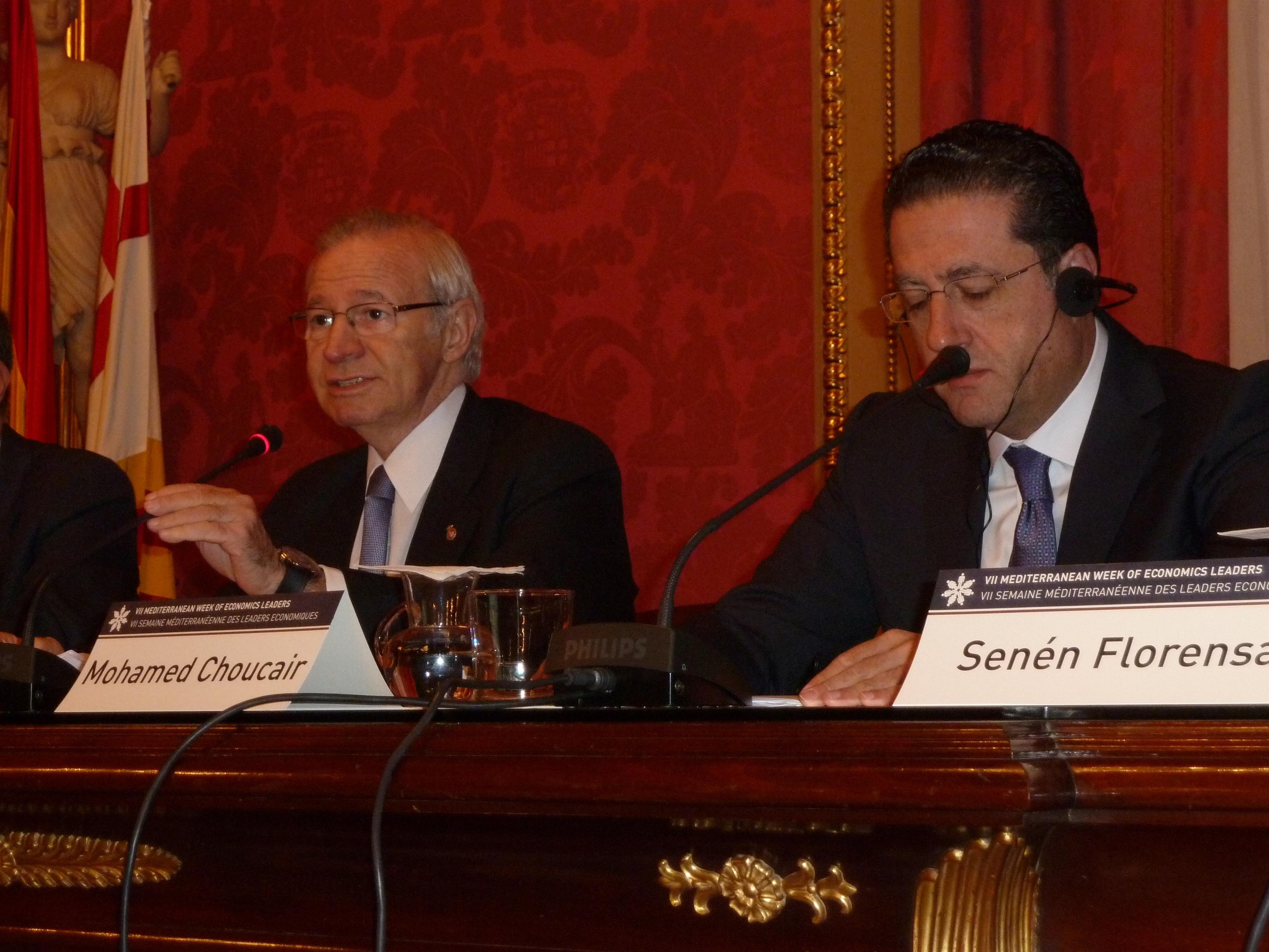Valls (Cámara de Comercio) insta a la UE a cumplir sus compromisos de ayuda al Mediterráneo