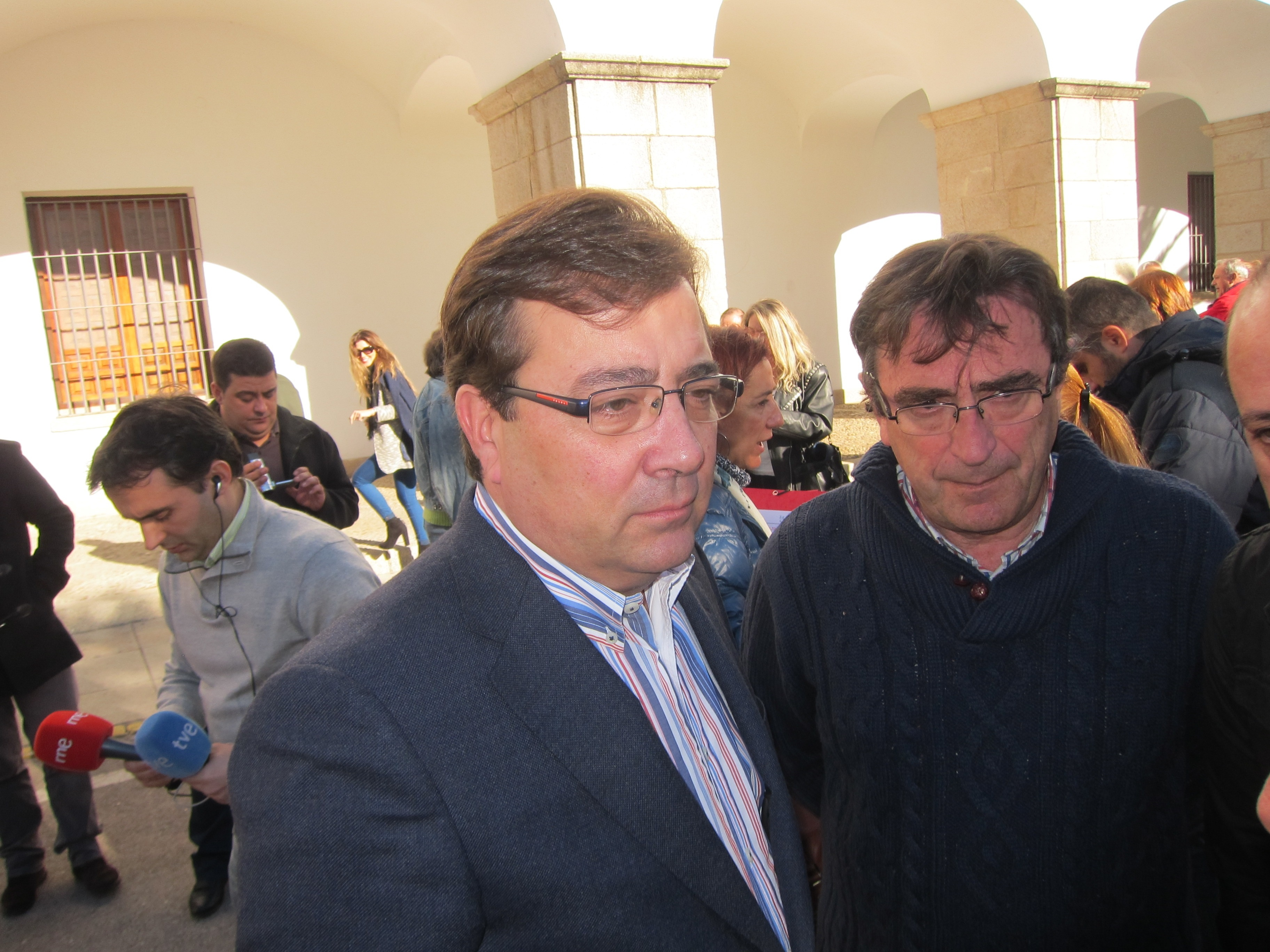 Vara cree que Rajoy debería someter a una consulta ciudadana sus «incumplimientos» del programa electoral del PP