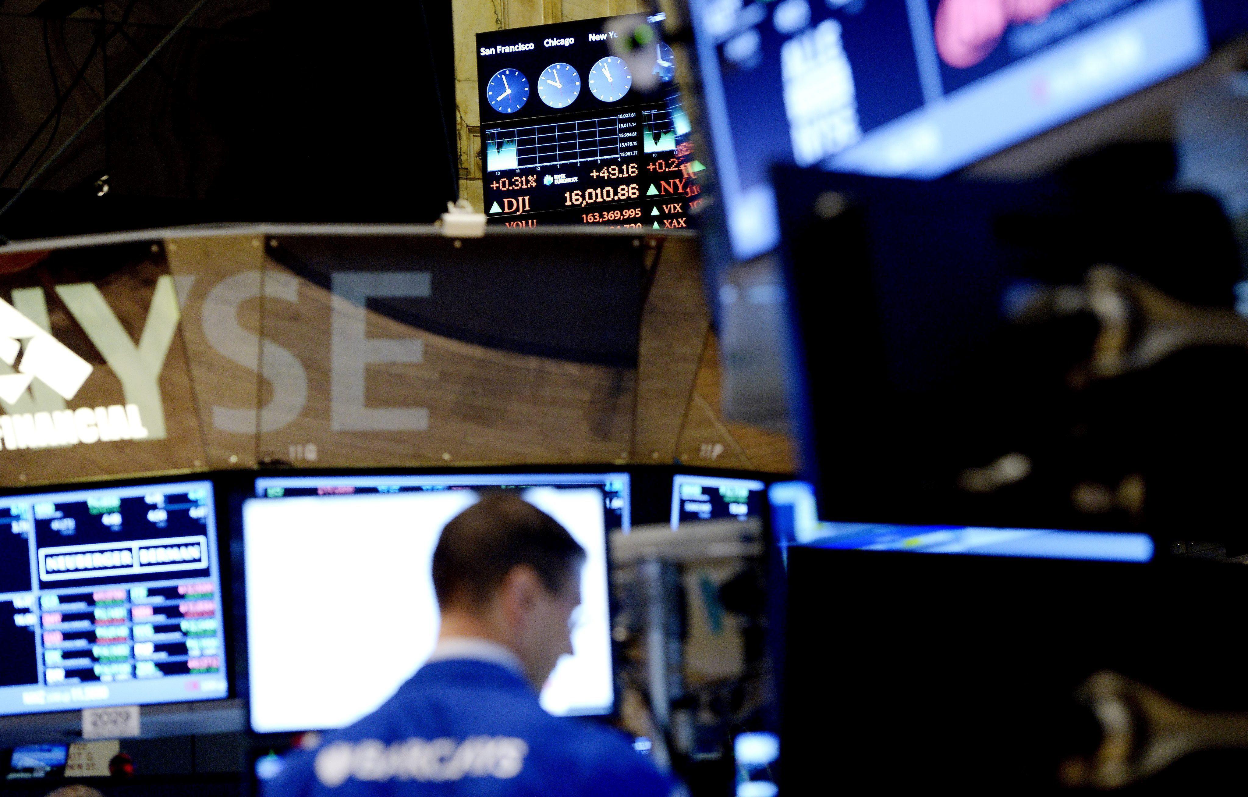 Wall Street abre al alza y el Dow Jones sube un 0,06 por ciento
