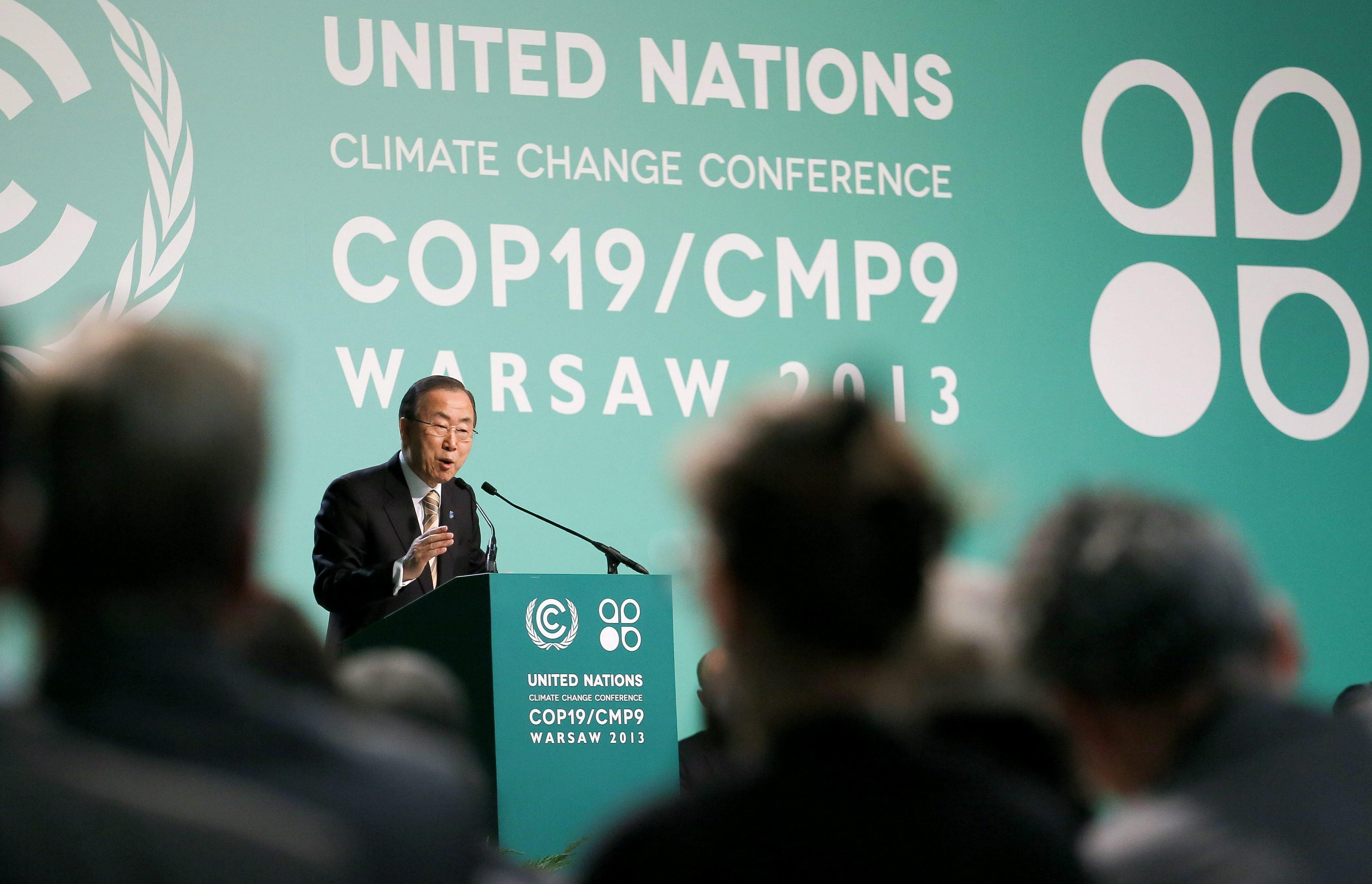 Sin avances en la Cumbre del Clima por el bloqueo de países en desarrollo