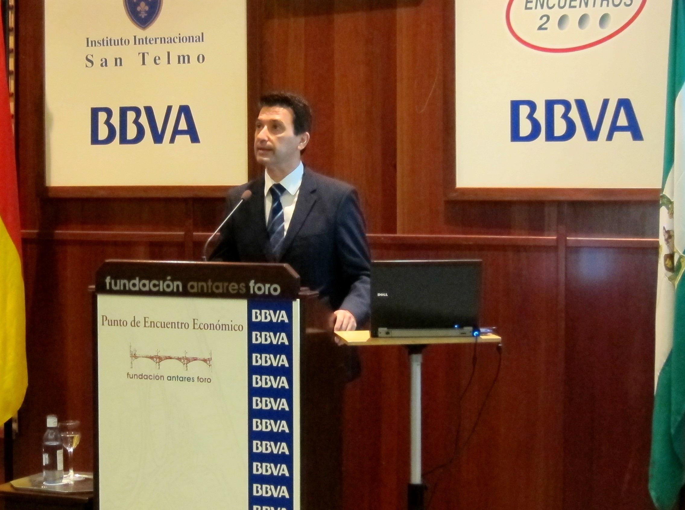 La economía madrileña tocará fondo en 2013 y empezará a crecer y crear empleo en 2014, según BBVA Research