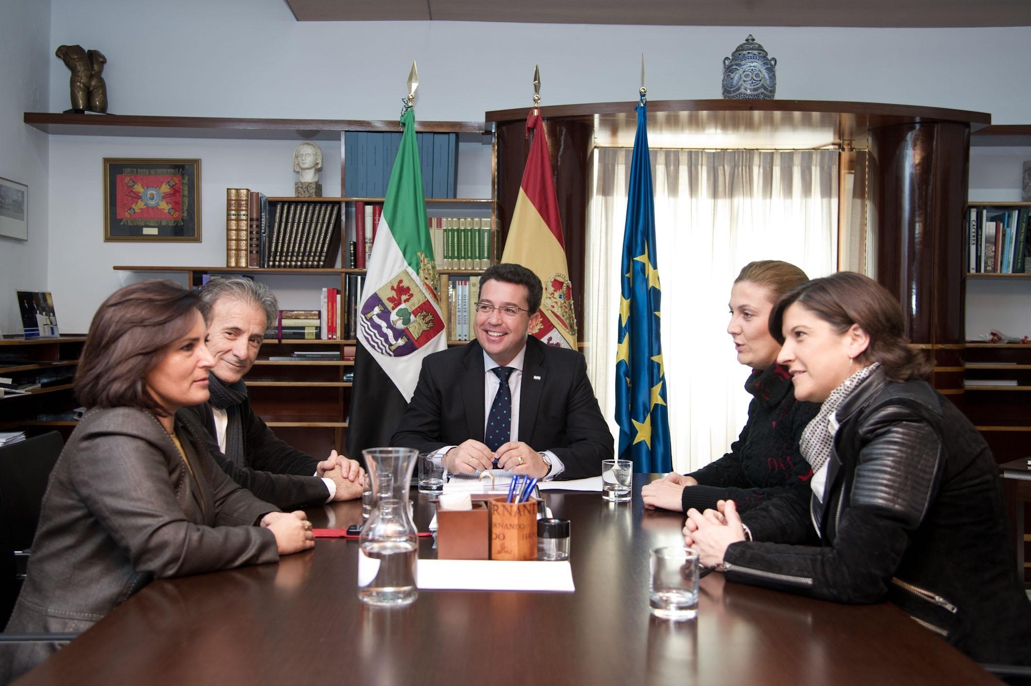 La próxima reunión del intergrupo de parlamentos españoles en apoyo al pueblo saharaui será en Extremadura