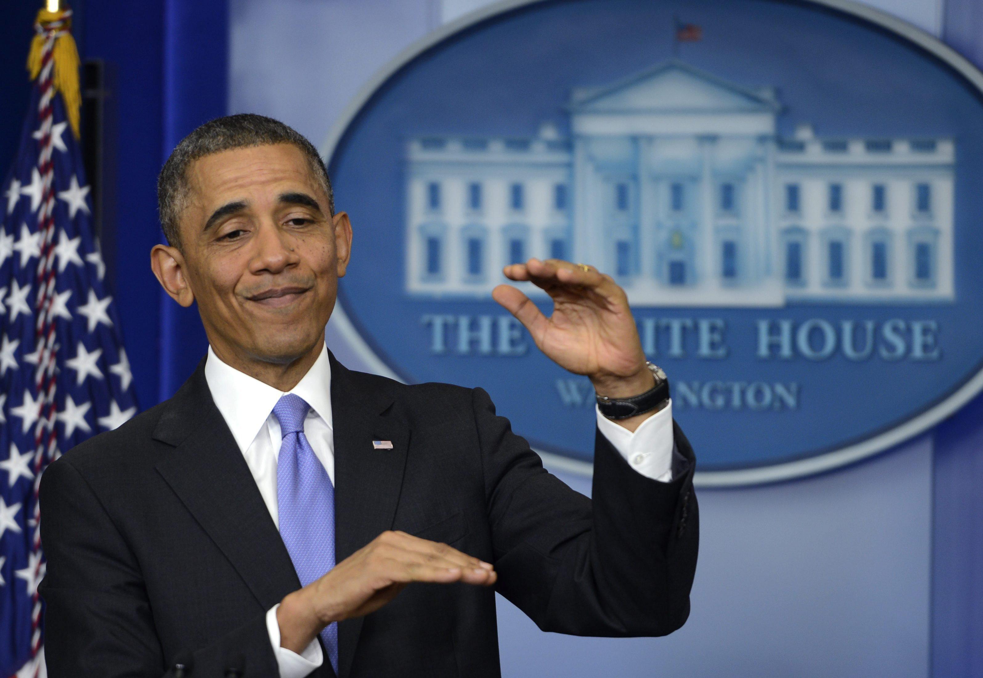 Obama cede de nuevo y podría apostar por una reforma migratoria por partes
