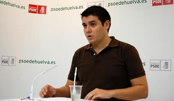 El portavoz del PSOE de Lepe deja su acta de concejal por motivos personales