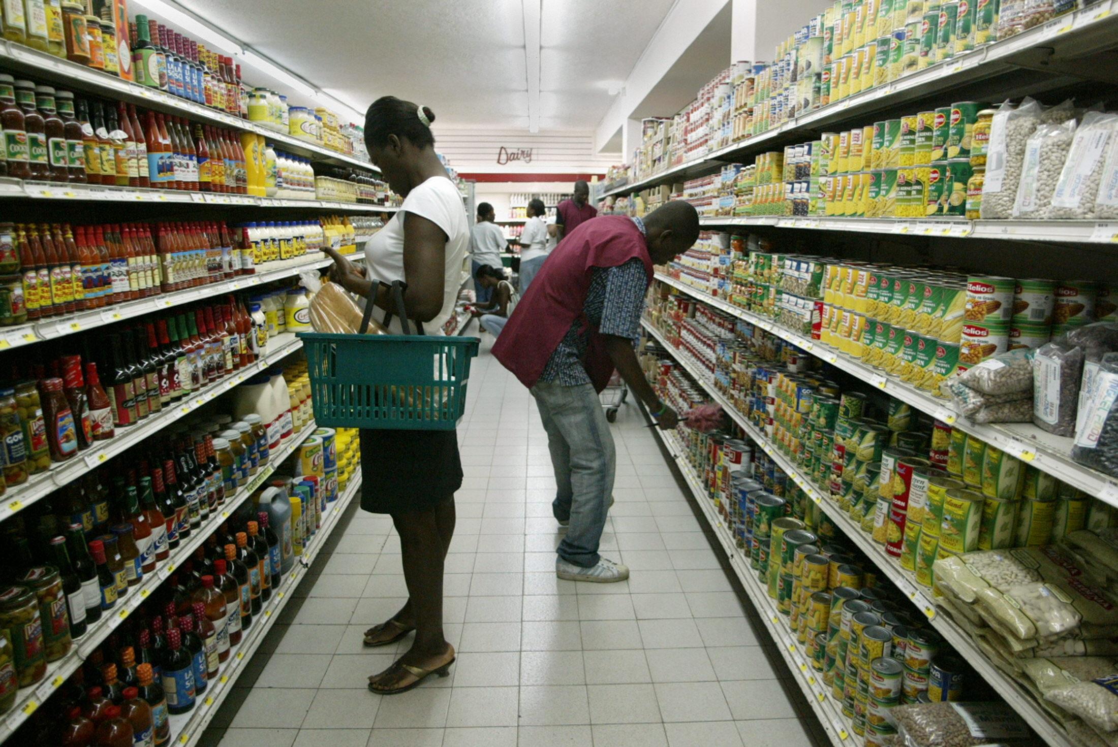 El índice de precios de consumo en Estados Unidos bajó un 0,1 por ciento en octubre