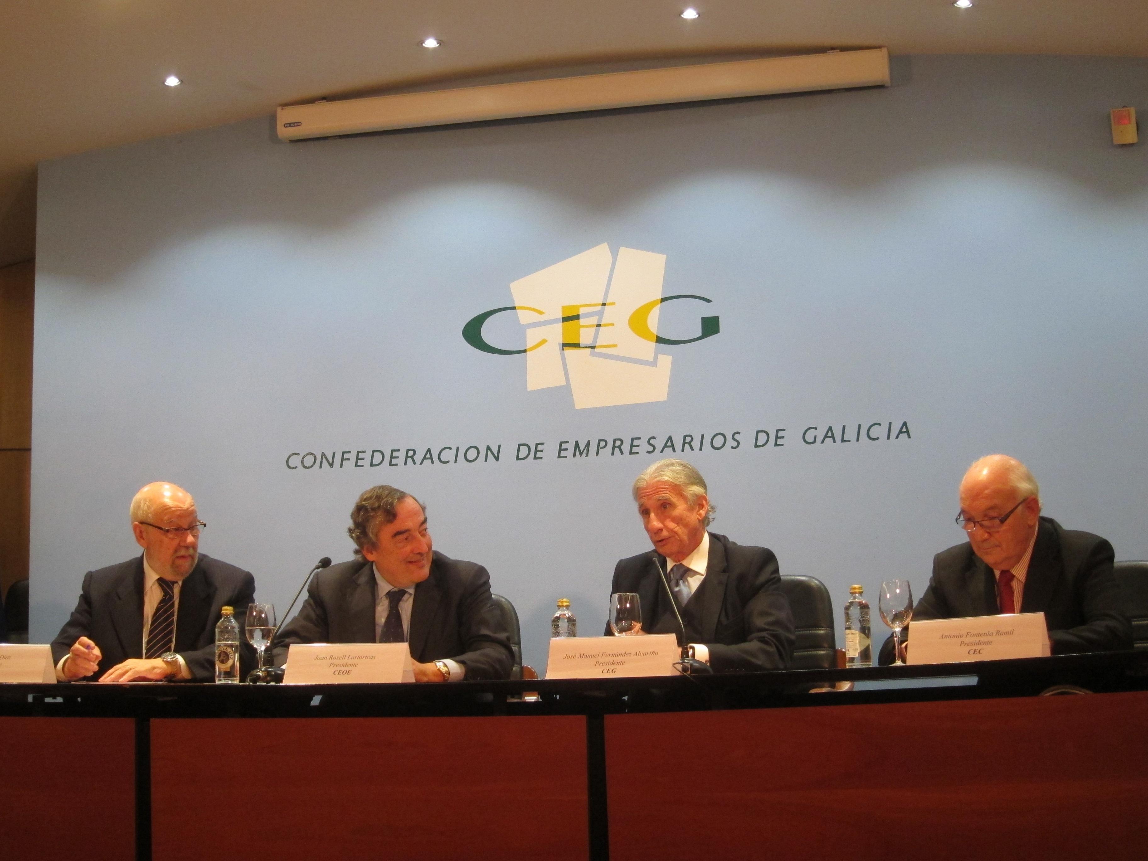 El presidente de la CEOE cree que España tardará «cinco, seis o siete años» en recuperar «números normales» de empleo
