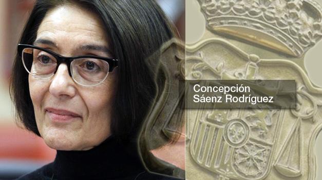 María Concepción Sáez, secretaria judicial y miembro de plataformas alternativas