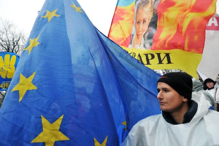 Las claves de un acuerdo que saca a los ucranianos a la calle