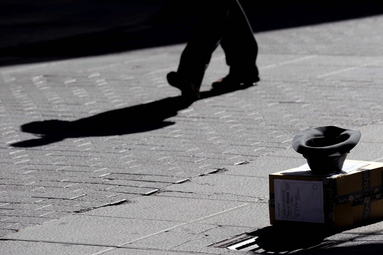 La desigualdad económica aumentó más de un 10% en España entre 2007 y 2012