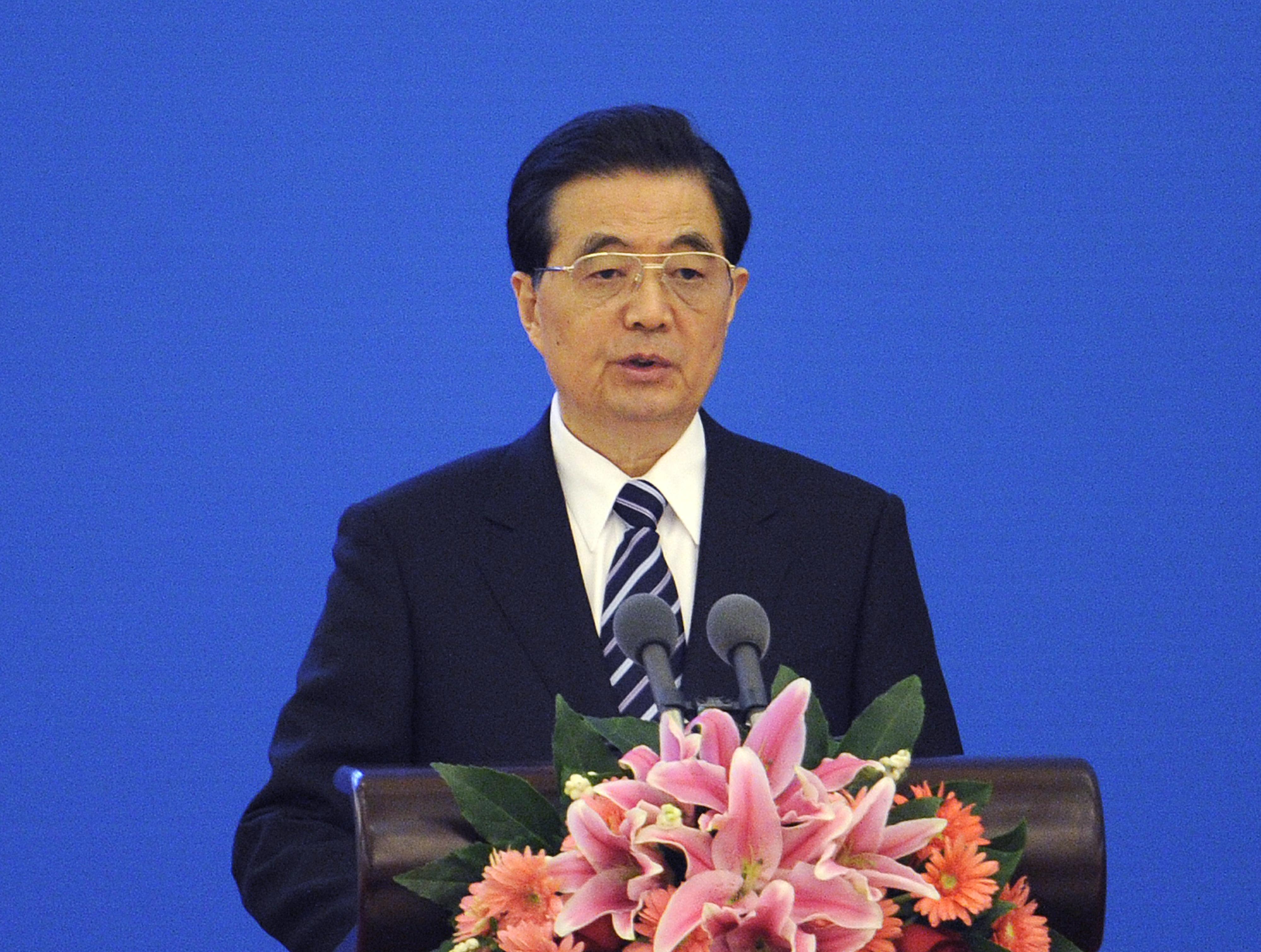 La Audiencia Nacional imputa al expresidente chino Hu Jintao