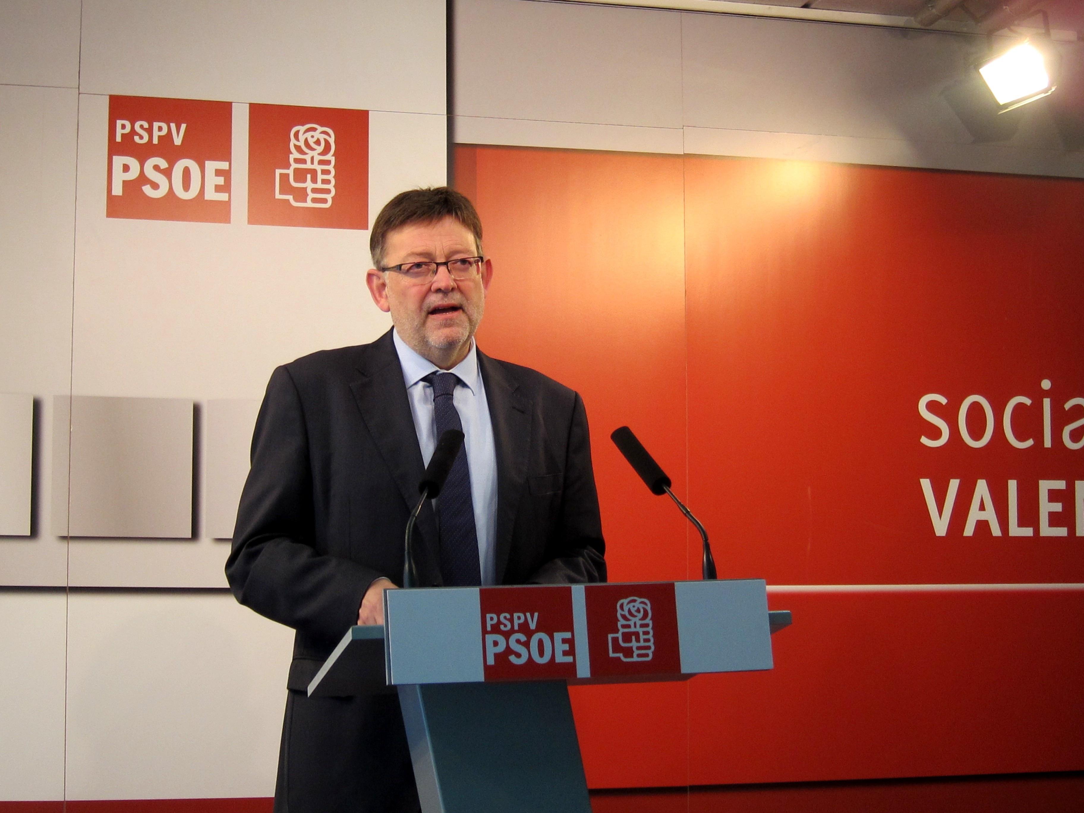 Ximo Puig asegura que «el 9 de Octubre de 2015 todos los valencianos podrán ver otra vez Canal 9»
