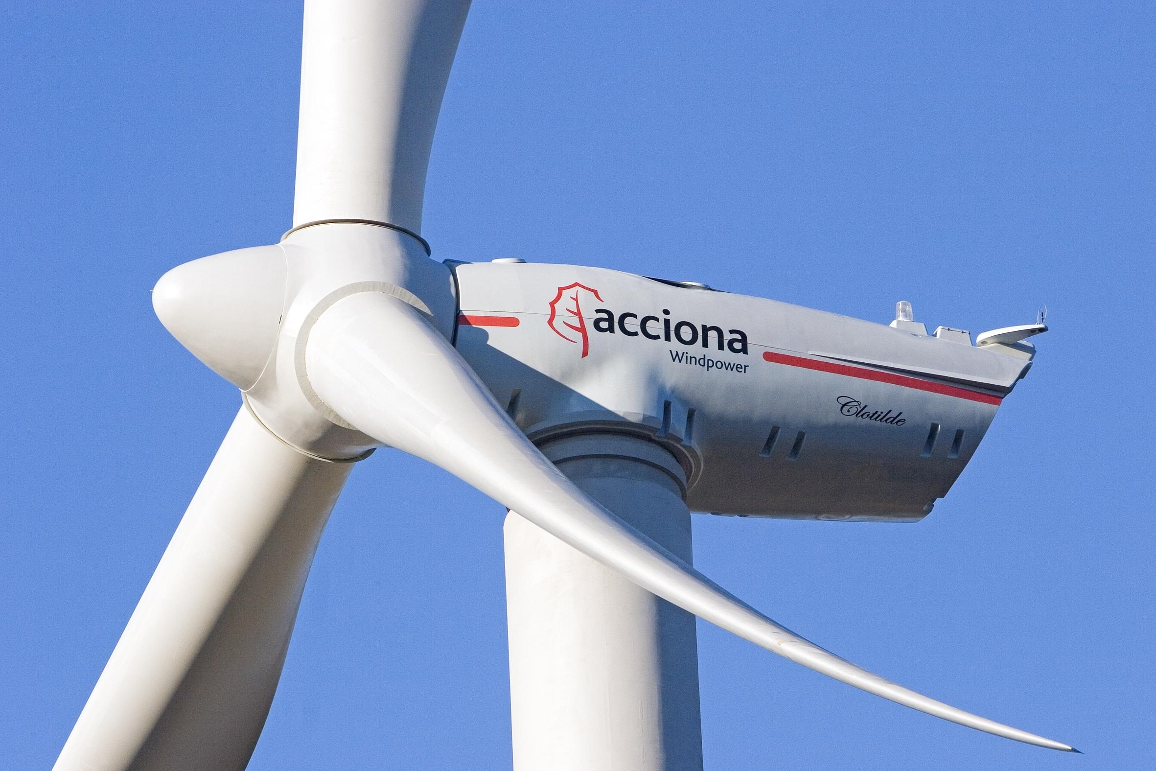 (Ampl.) Acciona vende los 18 parques eólicos que tiene en Alemania por 157 millones