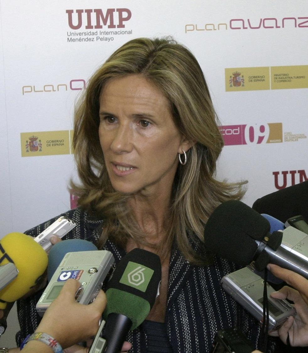 La ex ministra Cristina Garmendia es nombrada consejera de Corporación Financiera Alba