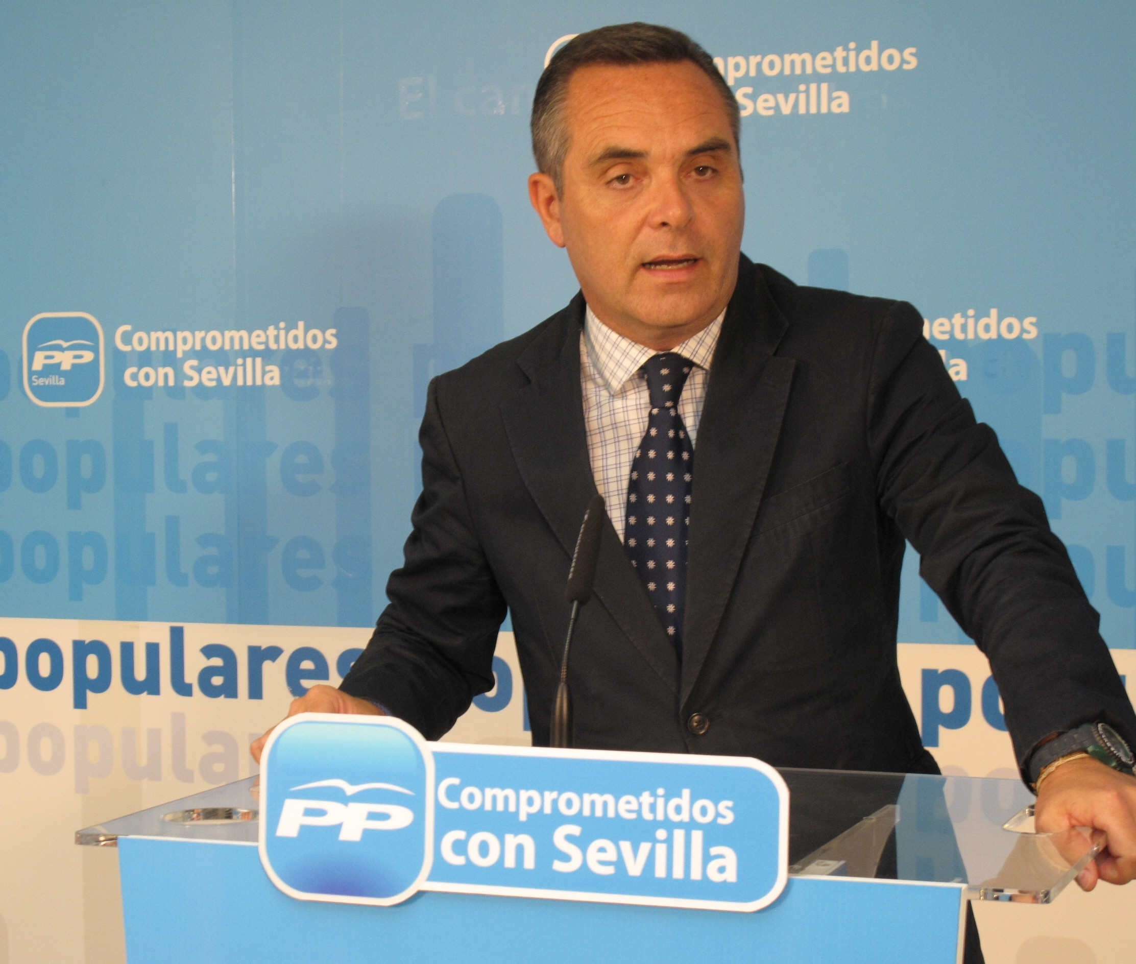 El PP avisa de que los cien primeros días de Susana Díaz son «más de lo mismo» con igual «castigo» a Sevilla