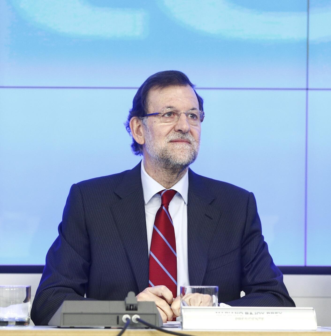 Rajoy emplaza a la movilización del PP en las europeas para ganar las elecciones de mayo