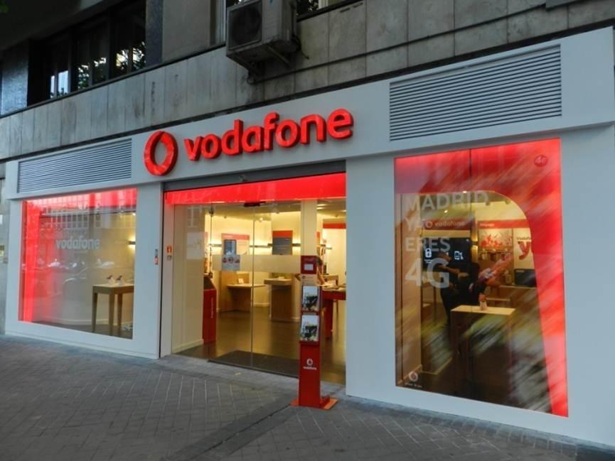 Vodafone España pagó 204 millones en impuestos directos y 303 millones en otras tasas su último año fiscal