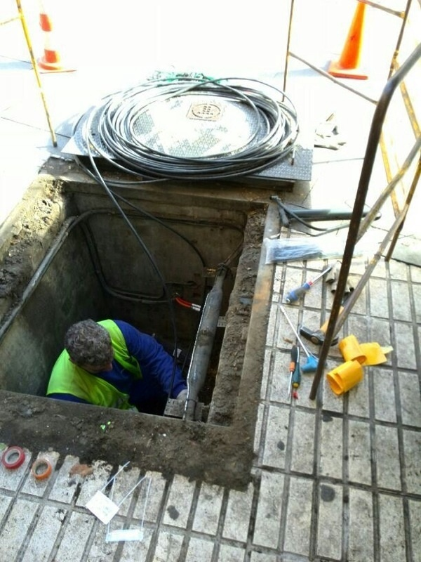 Alumnos de fibra óptica del Plan Urban de Alcalá de Guadaíra completarán su formación con prácticas en Magtel