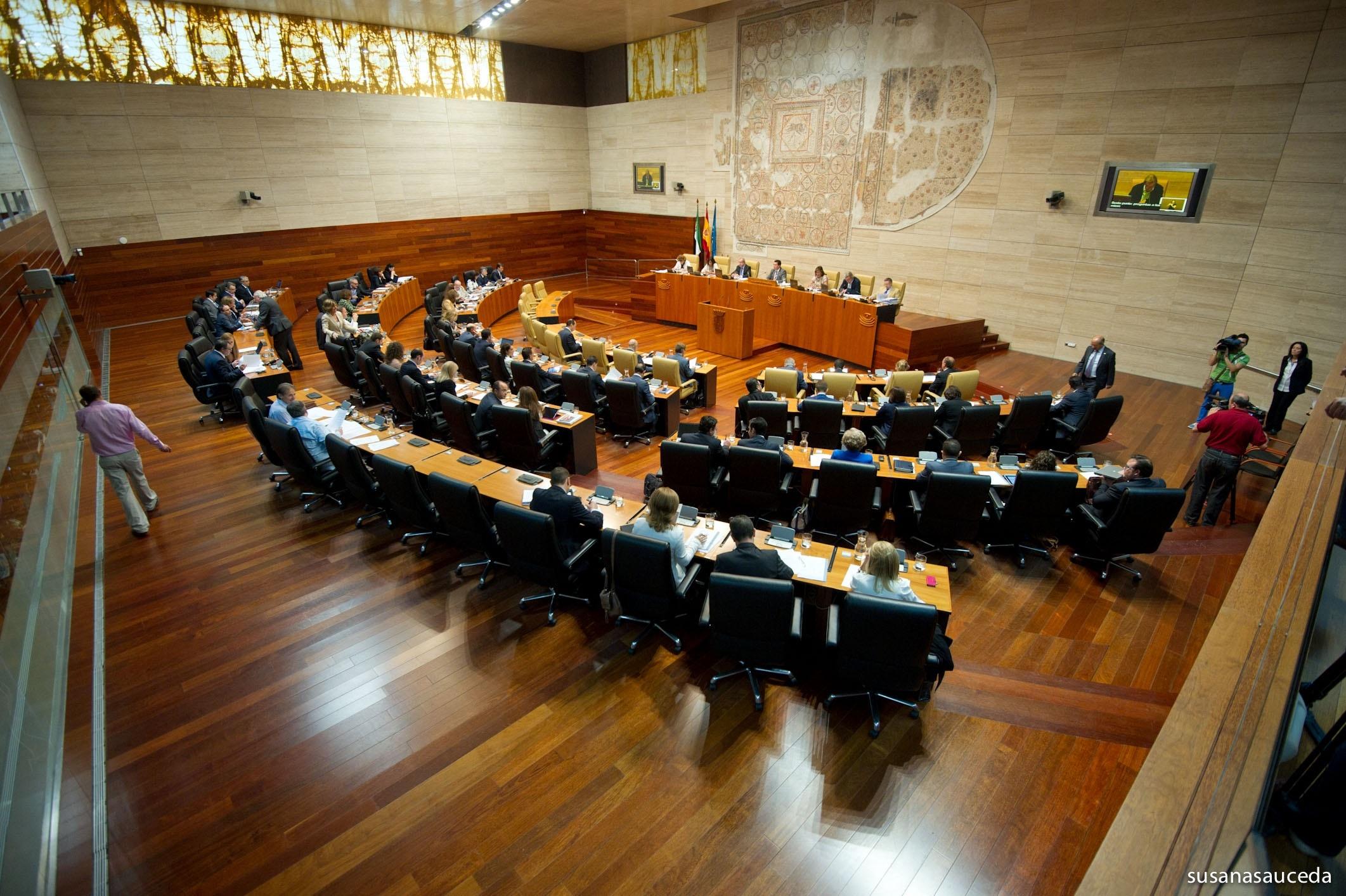 Aprobado con el voto favorable de la oposición la solicitud de una comisión de investigación sobre el fútbol extremeño
