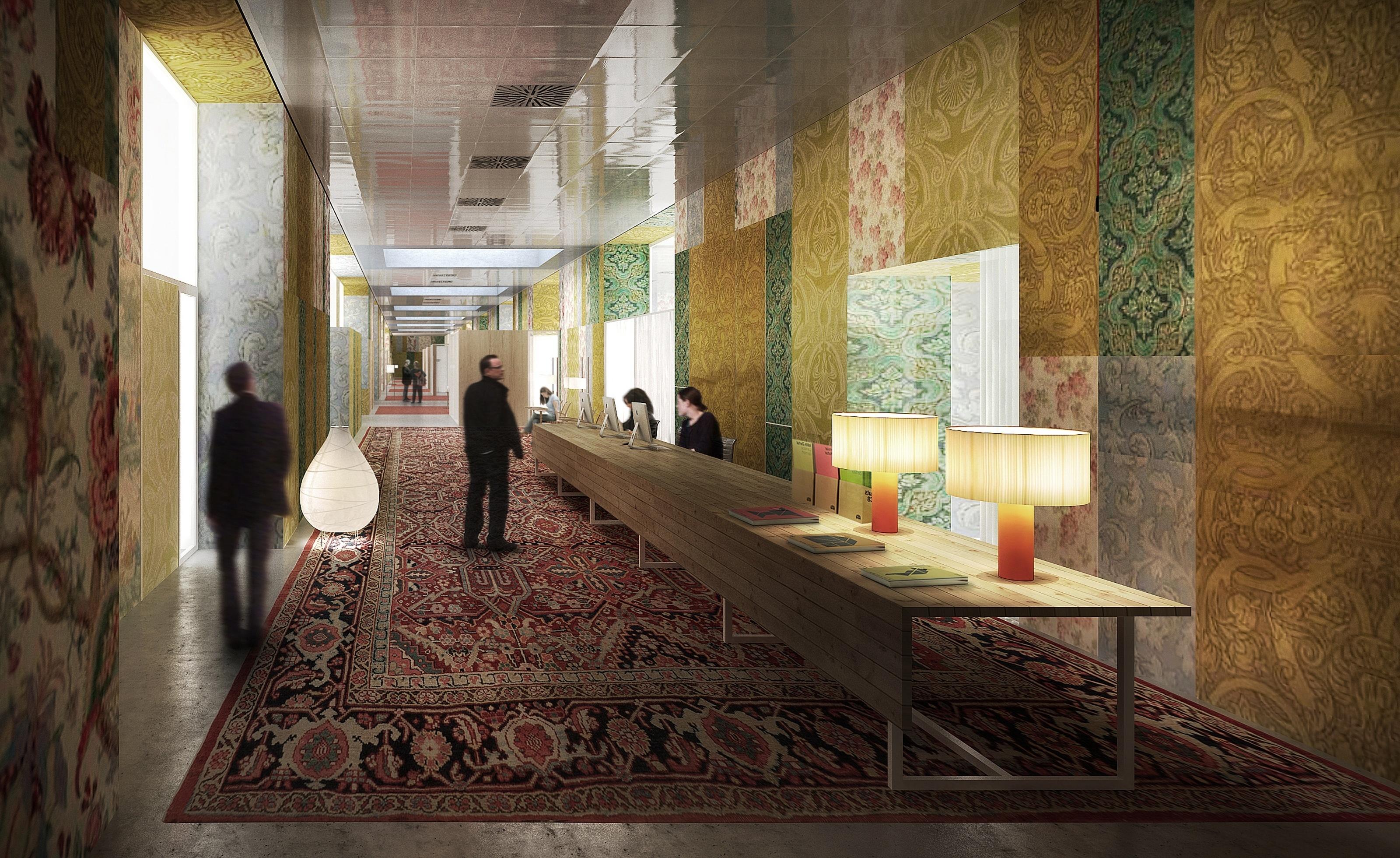 BCD, el FAD y el Museo del Diseño de Barcelona se instalan en el Disseny Hub