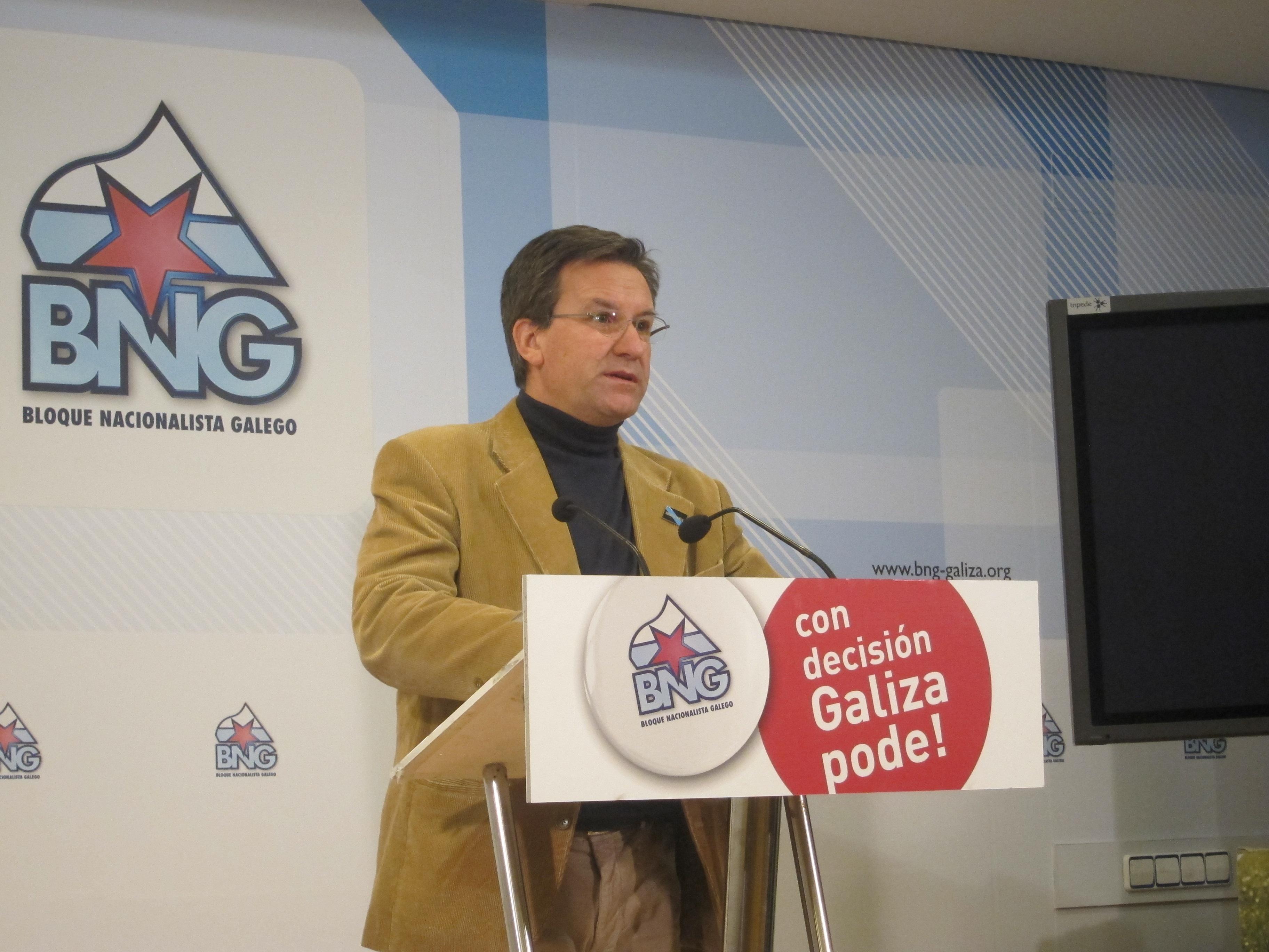 El BNG cree que la venta de Novagalicia «consuma la colonización» del ahorro gallego, aunque «pudo ser peor»