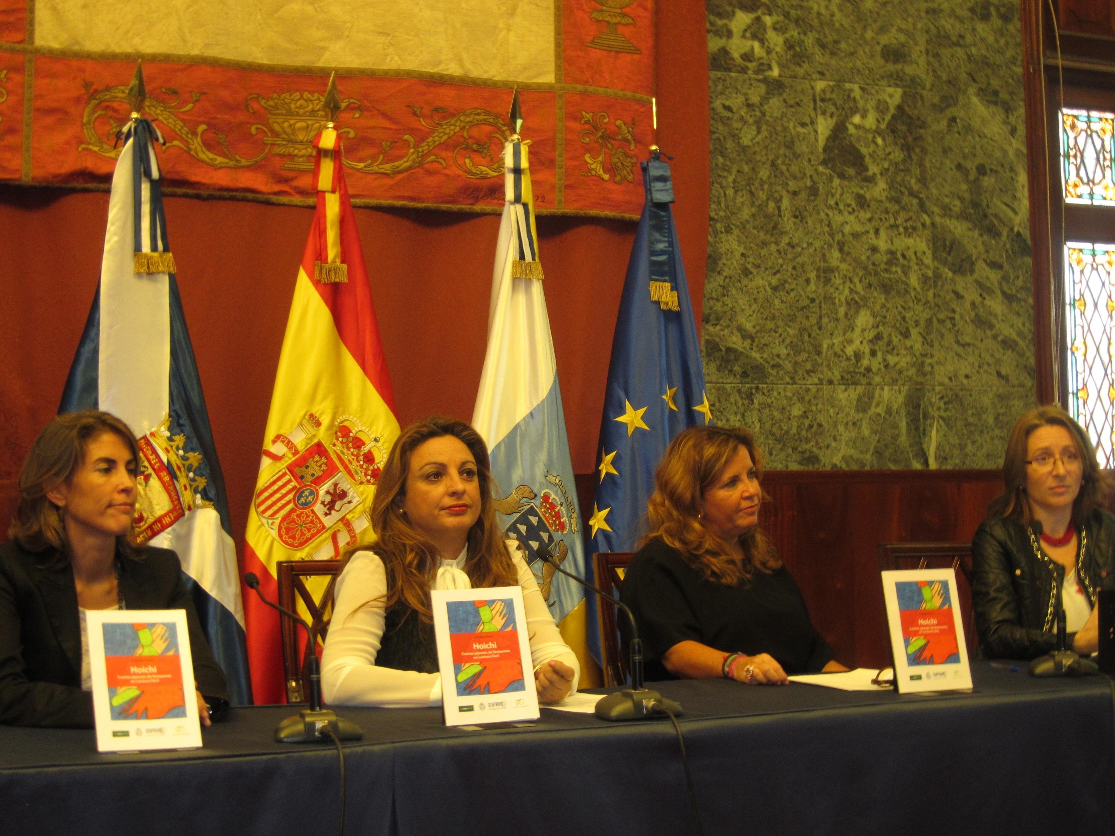 El Cabildo de Tenerife edita la primera obra literaria adaptada en Canarias a »Lectura Fácil»